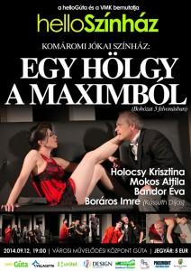 helloSzínház /EGY HÖLGY A MAXIMBÓL/