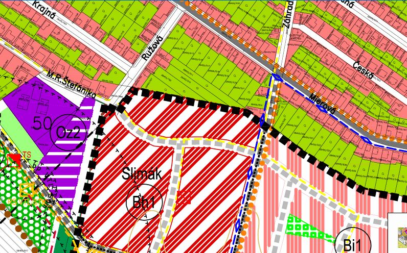 Bh1 - Déli zóna